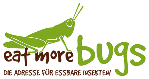eat more bugs-Logo