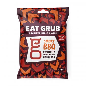 EAT GRUB - Smoky BBQ